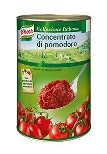 Concentrato di pomodoro (koncentrat pomidorowy 28%-30%) Knorr 4,5kg