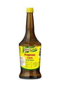 Delikat Przyprawa w płynie Knorr 1,04 kg (0,86 l)