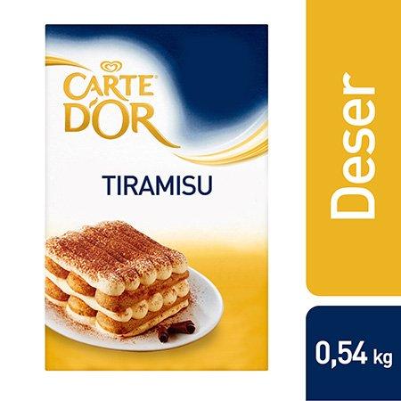 Deser Tiramisu Carte d'Or 0,54 kg -