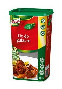Fix do gulaszu Knorr 1,1 kg