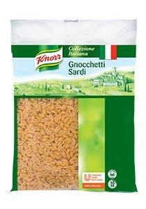 Gnocchetti Sardi (Muszelki) Knorr 3 kg