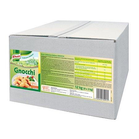 Gnocchi (kluski ziemniaczane) Knorr 12kg -