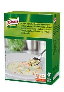 Grzanki o smaku ziołowo-czosnkowym Knorr 0,7 kg