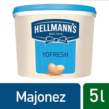 Hellmann's Majonez  Yofresh 5L -