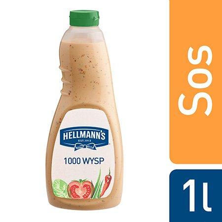 Hellmann's Sos 1000 wysp 1 l -