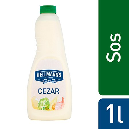 Hellmann's Sos Cezar 1 l -