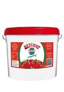 Ketchup łagodny Tortex 5,5kg