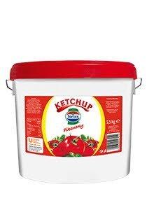 Ketchup pikantny Tortex 5,5 kg