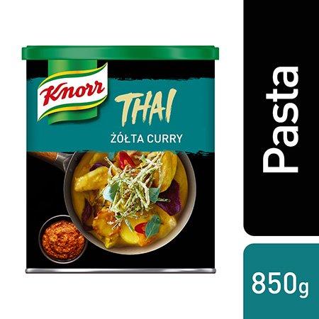 Knorr Żółta pasta curry 850 g