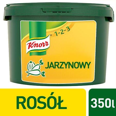 Knorr 1-2-3 Rosół jarzynowy 3,5 kg -