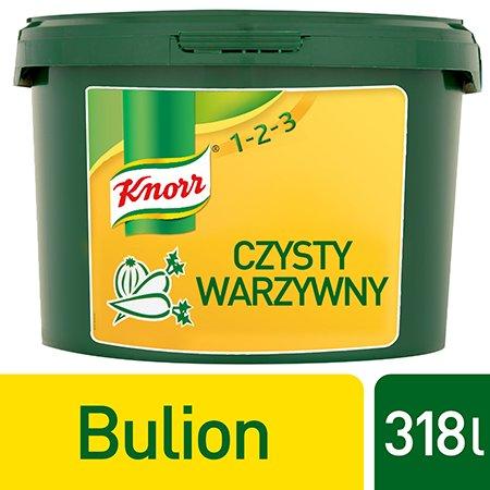 Knorr 1-2-3 Rosół jarzynowy baza  3,5 kg -