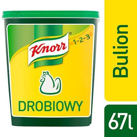 Knorr 1-2-3 Rosół z kury 1 kg -