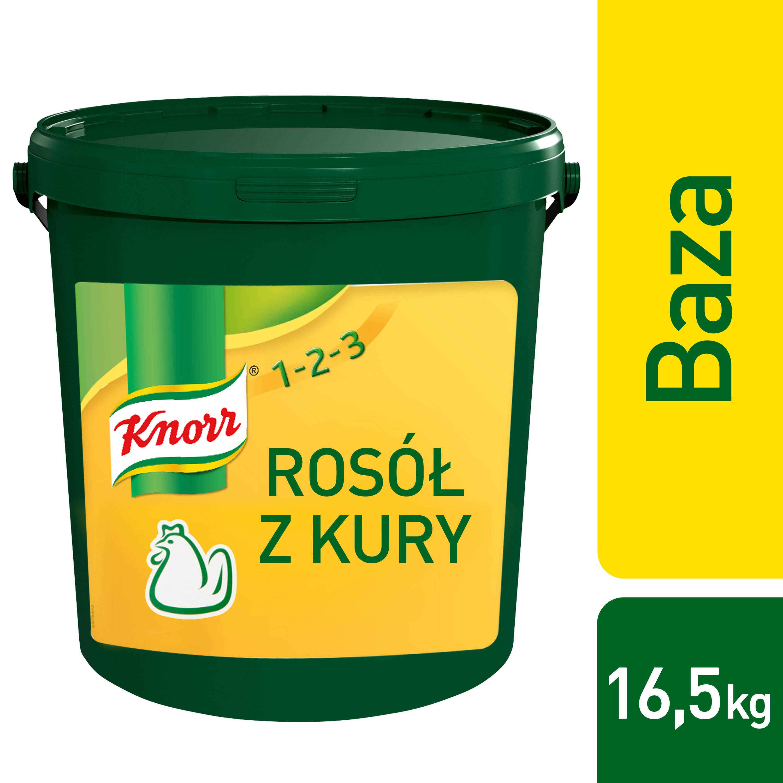 Knorr 1-2-3 Rosół z kury  16,5 kg -