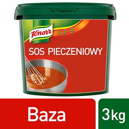 Knorr 1-2-3 Sos pieczeniowy 3 kg -