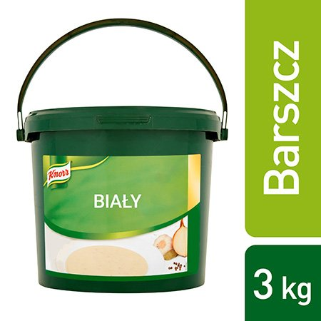 Knorr Barszcz biały 3 kg -