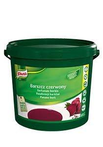 Knorr Barszcz czerwony 3 kg -