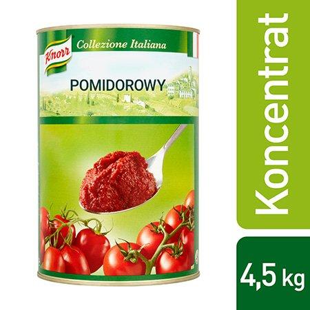 Knorr Concentrato di pomodoro 4,5 kg -