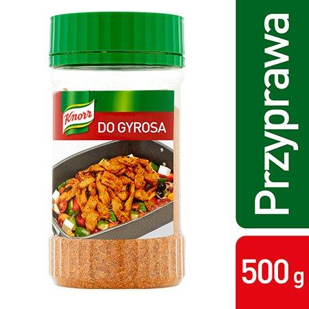 Knorr Delikat Przyprawa do gyrosa 0,5 kg -