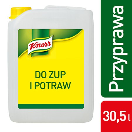 Knorr Delikat Przyprawa w płynie 37 kg (30,5 l) -