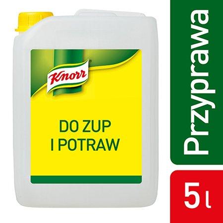 Knorr Delikat Przyprawa w płynie 6 kg (5 l) -