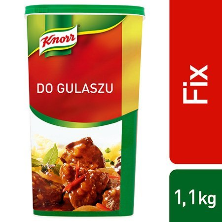 Knorr Fix do gulaszu 1,1 kg -