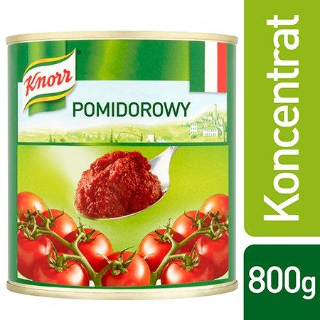 Knorr koncentrat pomidorowy 0,8 kg