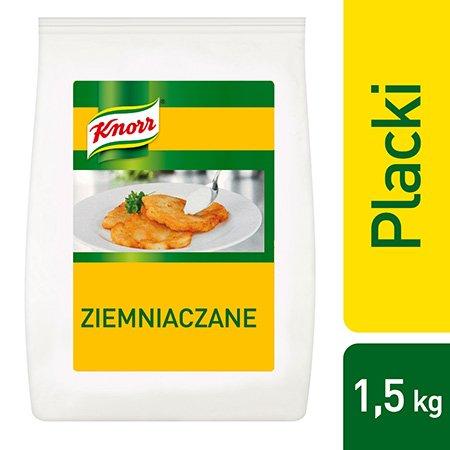 Knorr Placki ziemniaczane 1,5 kg -