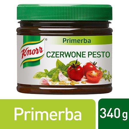 Knorr Professional Primerba czerwone pesto 0,34 kg