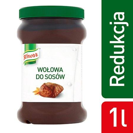 Knorr Professional Redukcja wołowa do sosów 0,8 kg