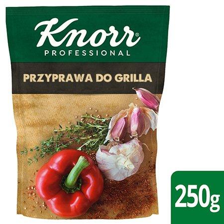 Knorr Przyprawa do grilla 100% naturalnych składników 0,25 kg -