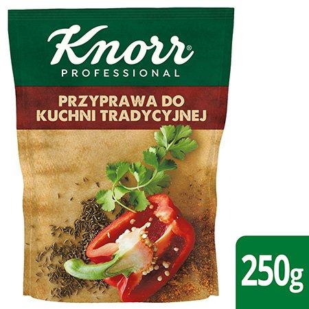 Knorr Przyprawa do kuchni tradycyjnej 100% naturalnych składników 0,25 kg -