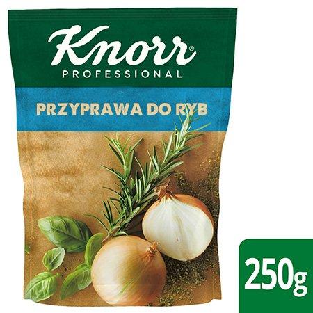 Knorr Przyprawa do ryb 100% naturalnych składników 0,25 kg -