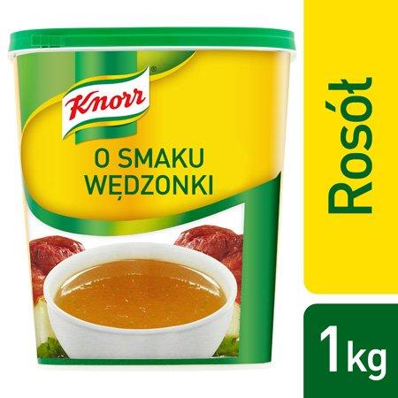 Knorr Rosół o smaku wędzonki 1 kg -