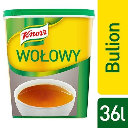 Knorr Rosół wołowy 0,9 kg -