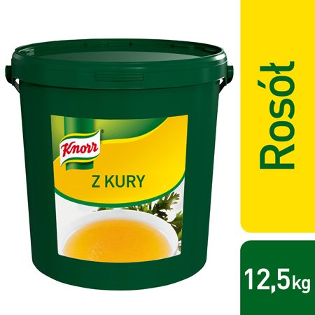 Knorr Rosół z kury 12,5 kg -