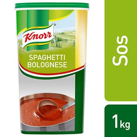 Knorr Sos do spaghetti Bolognese 1 kg -