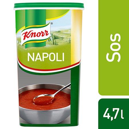 Knorr Sos do spaghetti Napoli 0,9 kg -