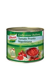 Knorr Tomato Pronto Sos pomidorowy z kawałkami pomidorów i cebuli 2 kg -