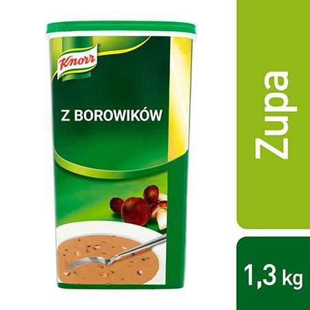 Knorr Zupa krem z borowików 1,3 kg