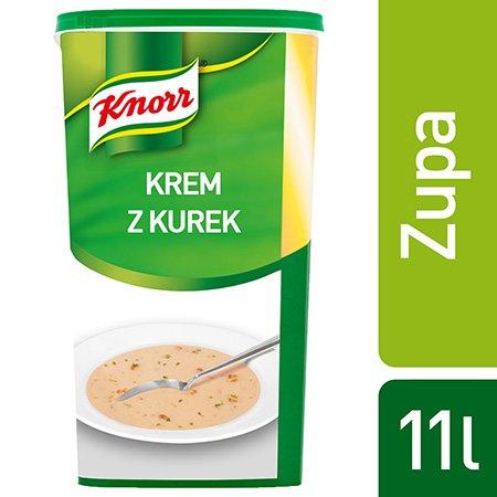 Knorr Zupa krem z kurek 1 kg -