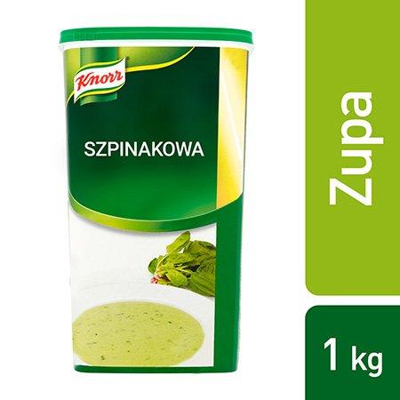 Knorr Zupa szpinakowa 1 kg -