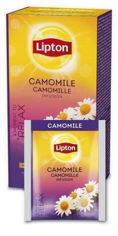 Lipton Classic Camomile (rumianek) 25 kopert