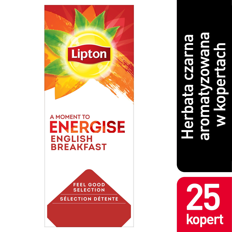 Lipton Classic English Breakfast (Kompozycja czarnych herbat) 25 kopert -