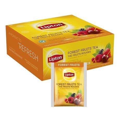 Lipton Classic Forest Fruits 100 kopert (owoce leśne)