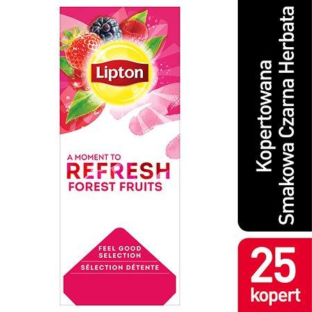 Lipton Classic Forest Fruits (herbata czarna z nutą owoców leśnych) 25 kopert
