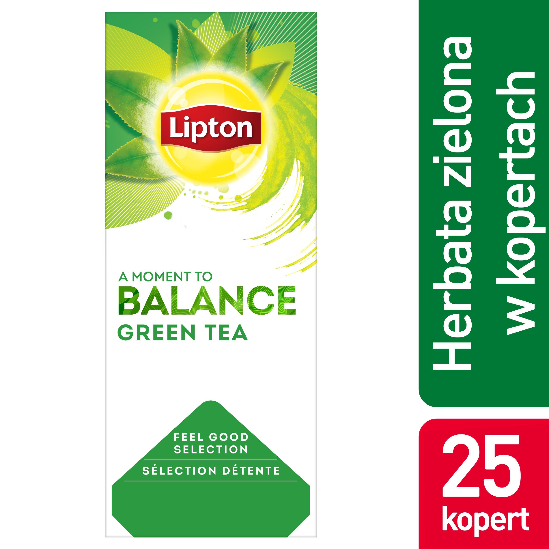 Lipton Classic Green Tea (Zielona Herbata Klasyczna) 25 kopert -