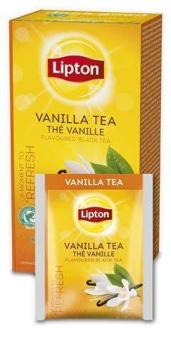 Lipton Classic Vanilia (herbata czarna z nutą wanilii) 25 kopert