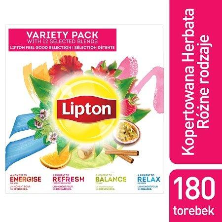 Lipton Classic Variety Pack - 12 smaków x 15 kopert -