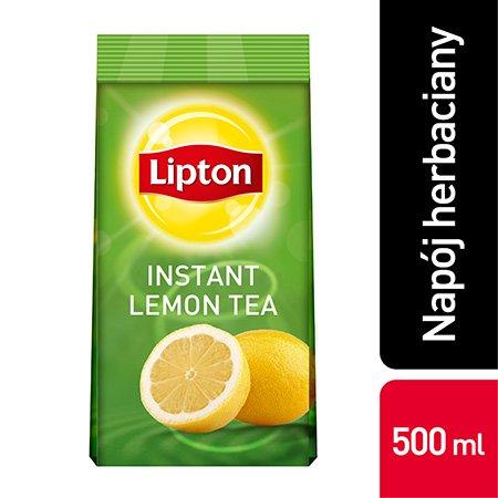 Lipton Lemon Napój Herbaciany Instant 0,5kg -