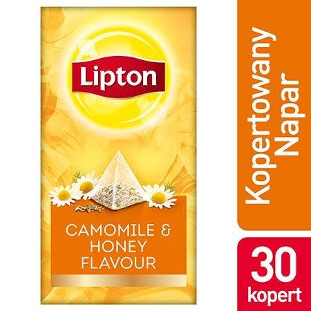 Lipton Piramida Camomile & honey (rumianek i miód)